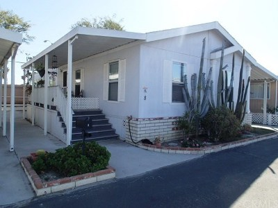 Anaheim Mobile Home For Sale: 211 S Beach Boulevard
