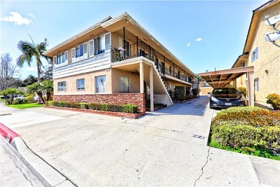 Downey CA Condo/Townhouse For Sale: $219,950