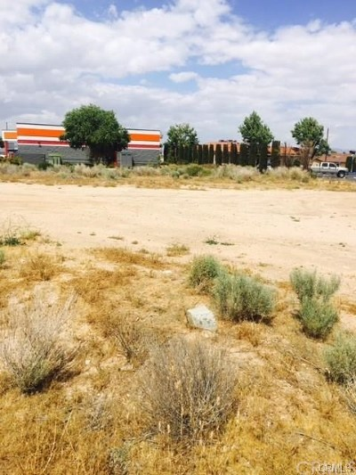 Hesperia Residential Lots & Land For Sale: G Street