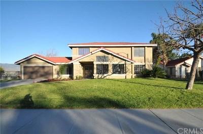 Rialto Single Family Home For Sale: 1847 N Acacia Avenue