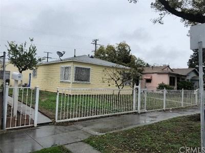 Lynwood Multi Family Home For Sale: 4305 Agnes Avenue