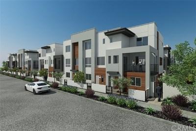 Downey CA Condo/Townhouse For Sale: $529,999