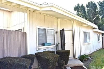 Pomona Condo/Townhouse For Sale: 2395 S Reservoir Street