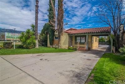 San Bernardino Commercial For Sale: 3155 N E Street