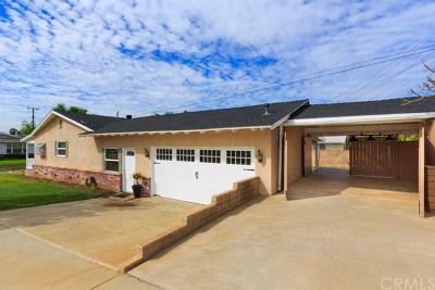 La Verne Single Family Home For Sale: 741 E Cambert