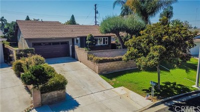 La Mirada Single Family Home For Sale: 15064 La Capelle Road