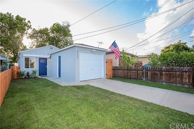 Los Angeles Single Family Home For Sale: 8127 Morton Avenue