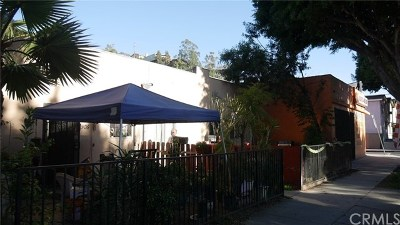Los Angeles Multi Family Home For Sale: 2904 N Eastern Ave Avenue