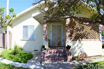 Compton Multi Family Home For Sale: 409 W Maple Street