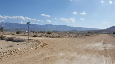 Lucerne Valley Residential Lots & Land For Sale: Sunset Avenue