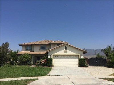 Fontana Single Family Home For Sale: 6730 Sunridge Court