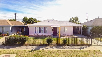 Carson Single Family Home For Sale: 402 E 223rd Street