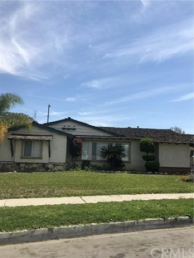 Downey Single Family Home For Sale: 11508 Pruess Avenue