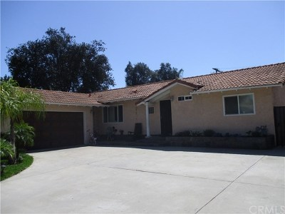 West Covina Single Family Home For Sale: 810 W Lucille Avenue