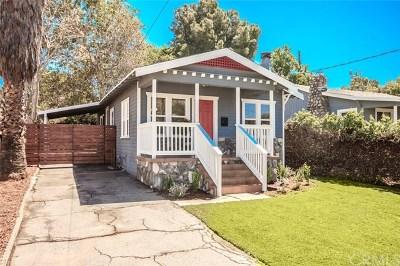 Sunland Single Family Home For Sale: 10202 Jardine Avenue