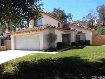 Corona Single Family Home For Sale: 760 Saint Helena Drive