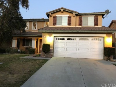 Fontana Single Family Home For Sale: 7269 Myrtle Place
