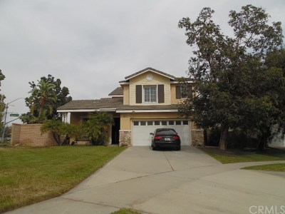 Rancho Cucamonga Single Family Home For Sale: 7051 Waymouth Court