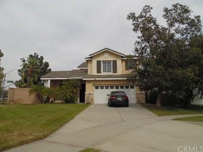 Rancho Cucamonga CA Single Family Home For Sale: $670,000