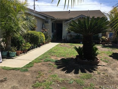 Carson Single Family Home For Sale: 2862 E Tyler