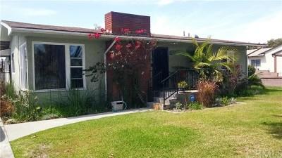 Lynwood Multi Family Home For Sale: 3350 Cedar Avenue