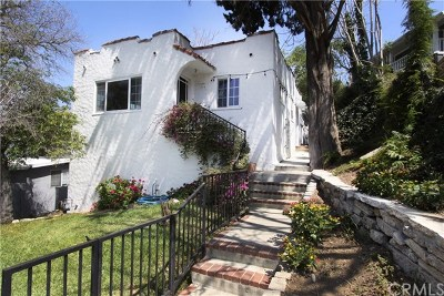 Highland Single Family Home Active Under Contract: 743 S Avenue 60