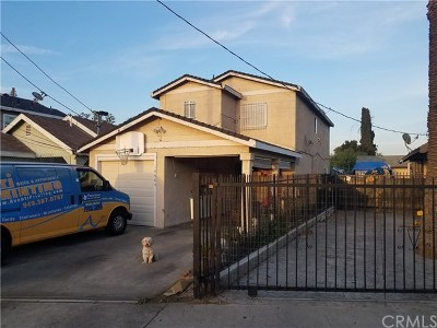 Single Family Home For Sale: 10964 Willowbrook Avenue