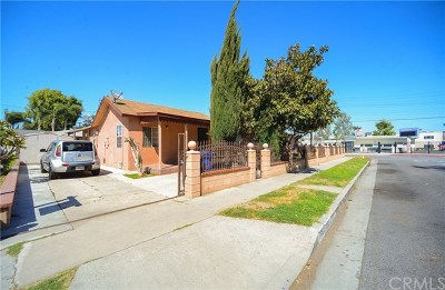 Paramount Multi Family Home For Sale: 7053 San Miguel Street