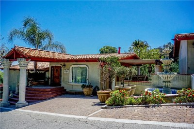 Rancho Palos Verdes Single Family Home For Sale: 27760 Palos Verdes Drive E