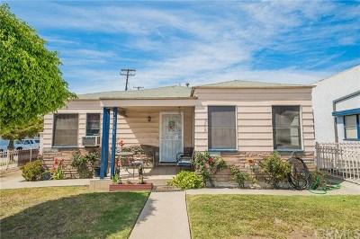 Whittier Single Family Home For Sale: 12101 Hadley Street