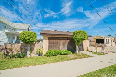 Whittier Single Family Home For Sale: 6346 Hoover Avenue