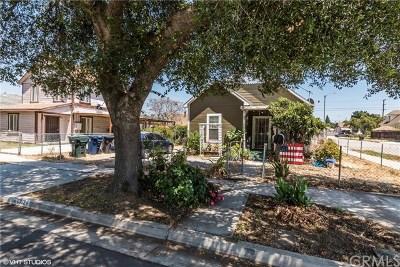 Redlands Single Family Home For Sale: 1002 Alta Street