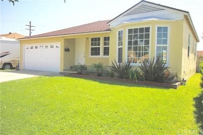 Pico Rivera Single Family Home For Sale: 7418 Lindsey Avenue