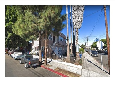 Multi Family Home For Sale: 1435 S Palos Verdes Street