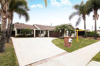 La Mirada Single Family Home For Sale: 12811 Elmrock Avenue