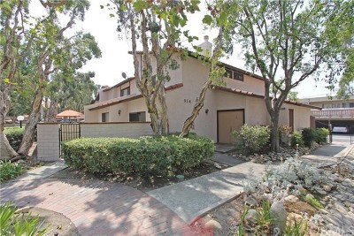 Upland Condo/Townhouse For Sale: 914 N. Redding