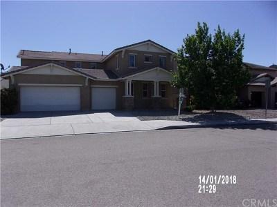 Lancaster Single Family Home For Sale: 44042 Quarter Street