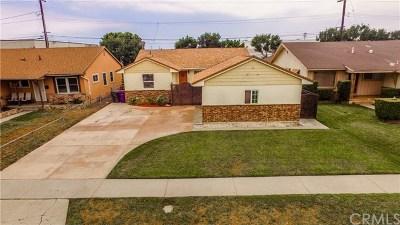 Long Beach Single Family Home For Sale: 150 W Barclay Street