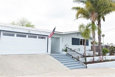 San Diego Single Family Home For Sale: 2832 Cowley Way