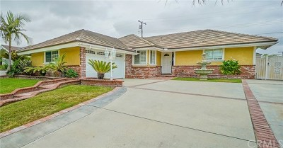Whittier Single Family Home For Sale: 12035 Edgeworth Avenue