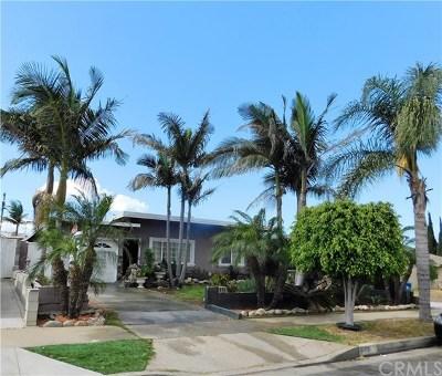 Gardena Single Family Home For Sale: 806 W 131st Street