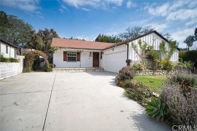 Torrance Single Family Home For Sale: 5409 Calle Mayor