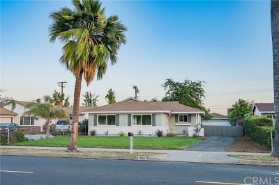Pomona Single Family Home For Sale: 888 Lincoln Avenue