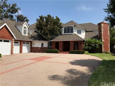 Laguna Hills Single Family Home For Sale: 25732 Bucklestone Drive