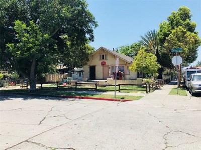Santa Ana Multi Family Home For Sale: 502 S Garnsey Street