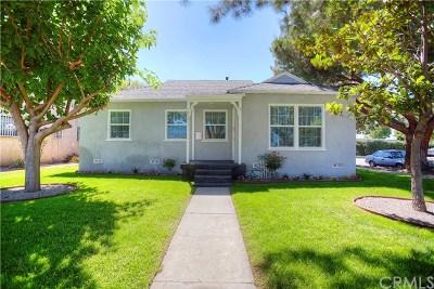 Norwalk Single Family Home For Sale: 15203 Roseton Avenue