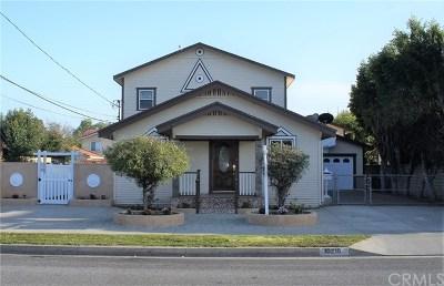 Bellflower Single Family Home For Sale: 10216 Park Street