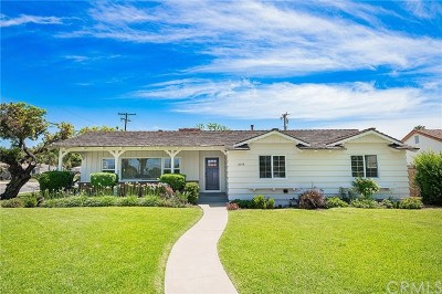 West Covina Single Family Home For Sale: 2148 Mesita Avenue