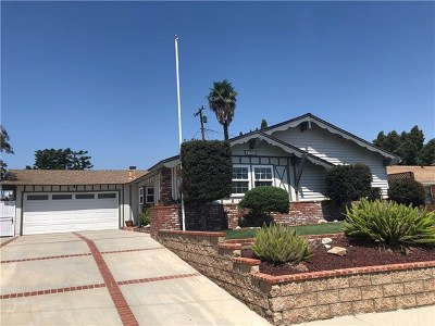 Rowland Heights Single Family Home For Sale: 2647 Tortosa Avenue