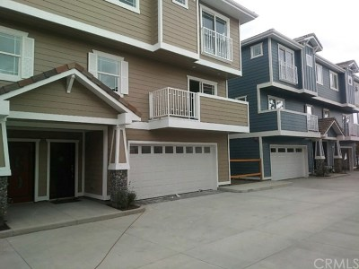 Downey Condo/Townhouse For Sale: 9357 Firestone